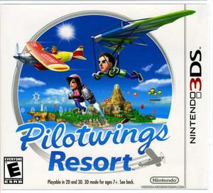 Pilotwings Resort - 3DS Game