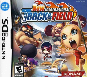 New International Track & Field - DS Game