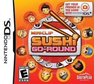 Sushi Go Round - DS Game