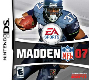 Madden NFL 07 - DS Game