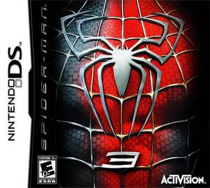 Spider-Man 3 - DS Game