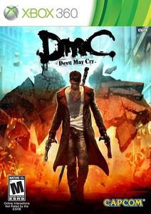 DmC Devil May Cry Xbox 360 Game