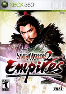 Samurai Warriors 2 Empires - Xbox 360 Game