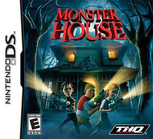 Monster House - DS Game