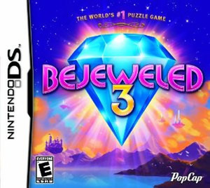 Bejeweled 3 - DS Game