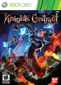 Knights Contract - Xbox 360 Game