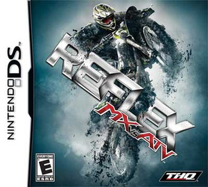 Reflex MX vs ATV - DS Game