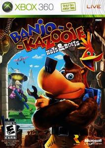 Banjo-Kazooie Nuts & Bolts Xbox Game