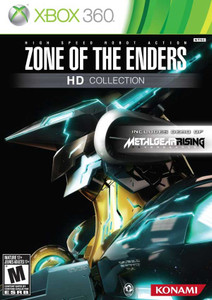Zone of the Enders Xbox 360 Game