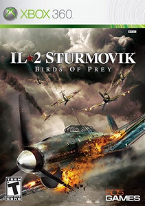 Il 2 Sturmovik Birds of Prey Xbox 360 Game