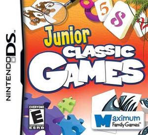 Junior Classic Games - DS Game