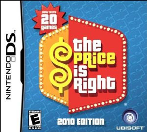 Price is Right 2010 Edition - DS Game