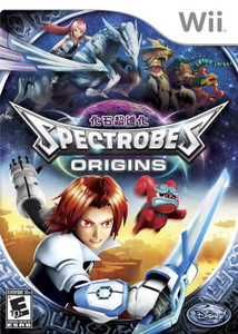 Spectrobes Origins - Wii Game