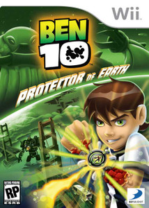 Ben 10 Protector of Earth - Wii Game