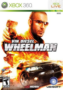 Wheelman with Vin Diesel Xbox 360 Game