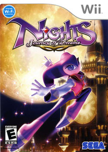 Nights Journey of Dreams - Wii Game