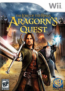 Lord Of The Rings Aragorn's Quest - Wii Game