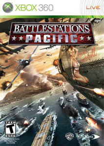Battlestations Pacific - Xbox 360 Game