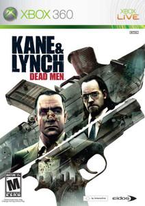 Kane & Lynch Dead Men - Xbox 360 Game