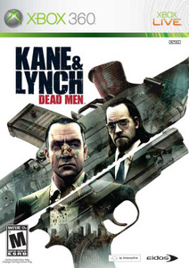 Kane & Lynch Dead Men - Xbox 360 Game