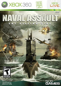 Naval Assault - Xbox 360 Game