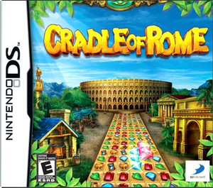 Cradle of Rome - DS Game