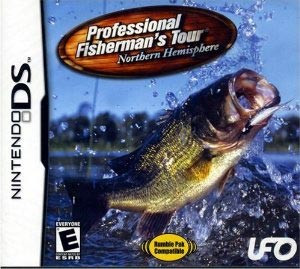 Professional Fisherman's Tour Northern Hemisphere - DS Game