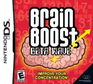 Brain Boost Beta Wave - DS Game