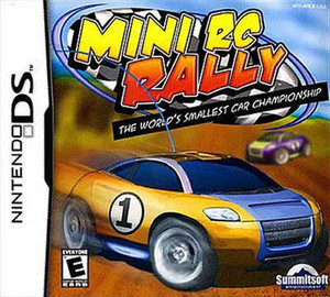 Mini RC Rally - DS Game