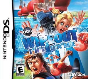 Wipeout The Game - DS Game