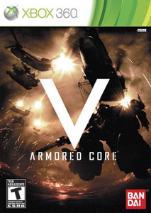 Armored Core V - Xbox 360 Game
