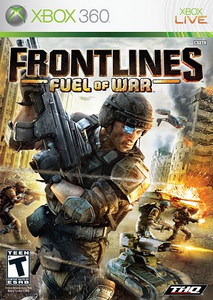 Frontlines Fuel of War - Xbox 360 Game