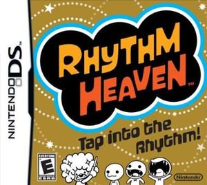 Rhythm Heaven - DS Game