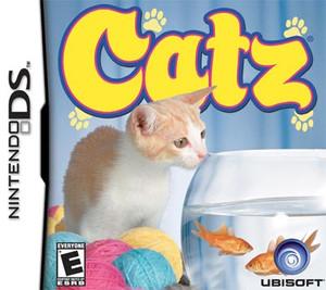 Catz - DS Game