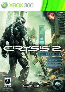 Crysis 2 LE - Xbox 360 Game