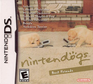 Nintendogs Best Friends - DS Game