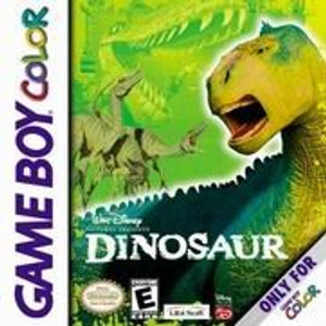 Dinosaur - GameBoy Color Game