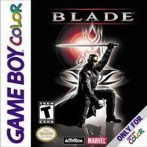 Blade - Game Boy Color Game