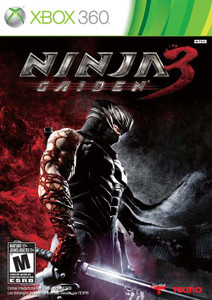 Ninja Gaiden 3 Xbox 360 Game