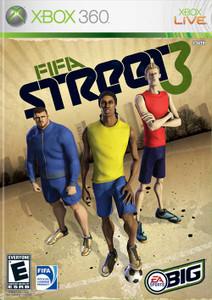 Fifa Street 3 Xbox 360 Game