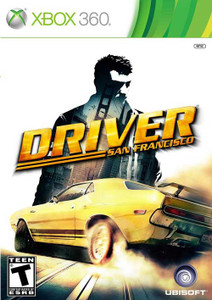 Driver San Francisco Xbox 360 Game