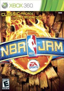 NBA Jam Xbox 360 Game