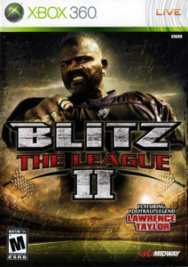 Blitz The League II Xbox Game