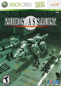 Zoids Assault - Xbox 360 Game