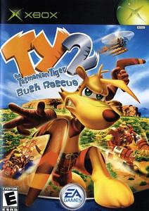 Ty the Tasmanian Tiger 2 Bush Rescue Microsoft Xbox Game