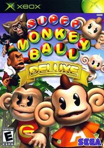 Super Monkey Ball Deluxe Microsoft Xbox Game