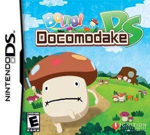 Docomodake Boing! - DS Game