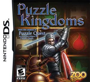 Puzzle Kingdoms - DS Game
