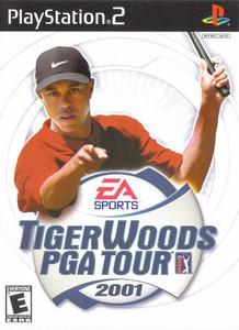 Tiger Woods PGA Tour 2001 - PS2 Game