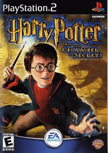 Harry Potter and the Chamber of Secrets - PS2 Game